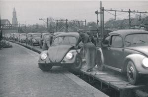 Losplaats station Amersfoort